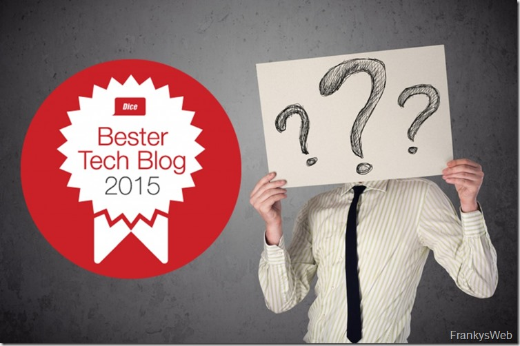 Dice Bester Tech Blog 2015