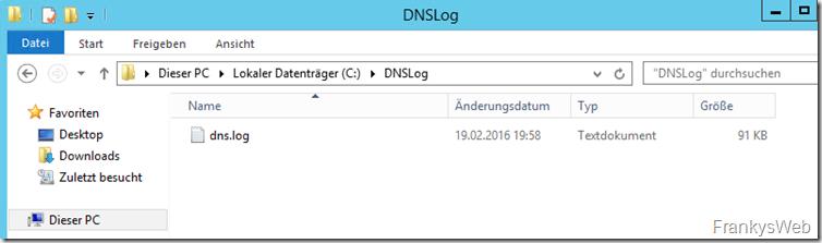 DNS Log