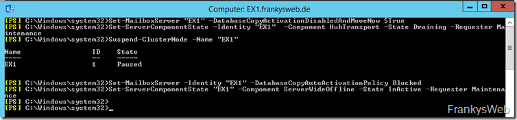 Maintenace Mode