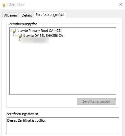 Google Chrome vertraut Symantec CAs ab 2018 nicht mehr - Frankys Web