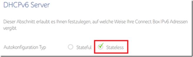 Stateless Address Autoconfiguration vs. DHCP