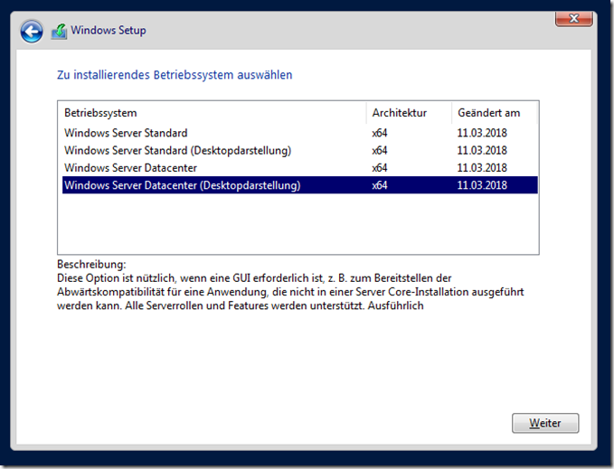 Windows Server 2019: Technical Preview verfügbar