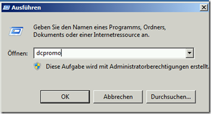Migration Domain Controller zu Server 2016
