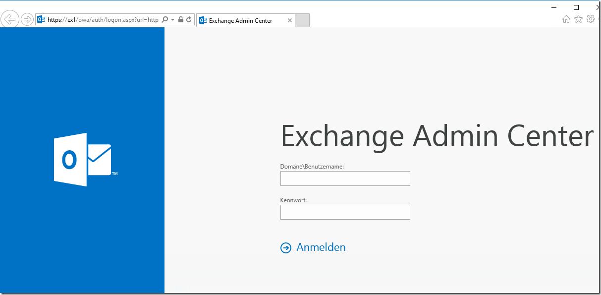 Exchange 2019: Der erste Eindruck