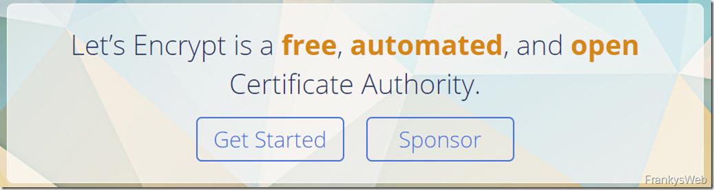 Sophos UTM 9.6: Kostenlose Let's Encrypt Zertifikate
