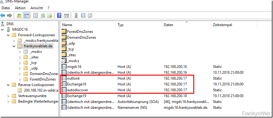 HowTo: Migration von Exchange 2016 zu Exchange 2019 (Teil 2)