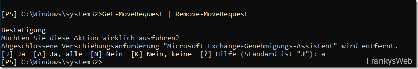 HowTo: Migration von Exchange 2016 zu Exchange 2019 (Teil 3)