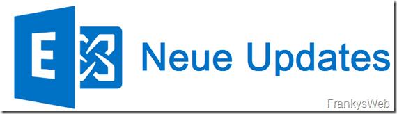 Exchange 2016: Neues Sicherheitsupdate für CU10 und CU11