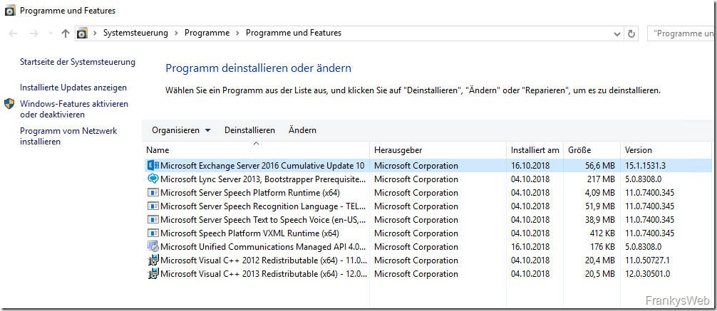 HowTo: Migration von Exchange 2016 zu Exchange 2019 (Teil 4)