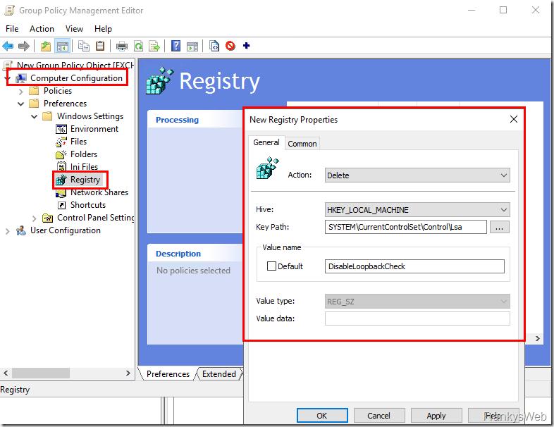 Active Directory und Exchange Server über EWS API angreifbar