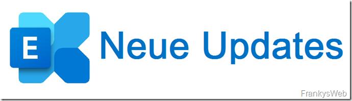 Exchange Server: Neue Updates (März 2020)