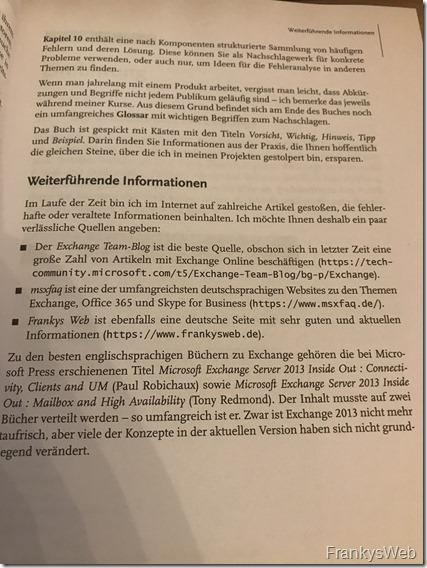 Verlosung: Es gibt Bücher zu Exchange / Windows Server gewinnen