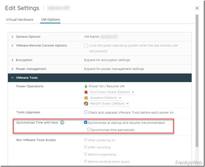 VMware vSphere VMs: Vorsicht bei vMotion Vorgängen und zeitkritischen VMs wie Domain Controllern