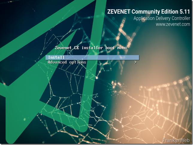 HowTo: Zevenet Community Loadbalancer für Exchange 2019