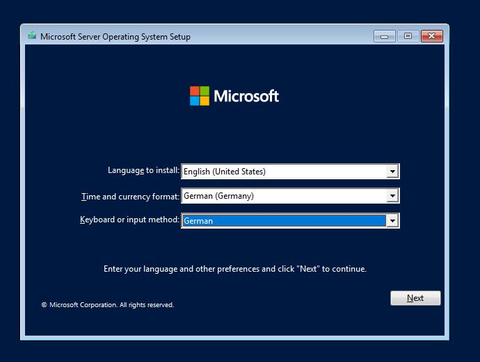 Windows Server 2022 ist verfügbar!