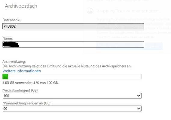 Archiv Server